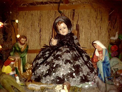 Vestidito del niño dios 2013
