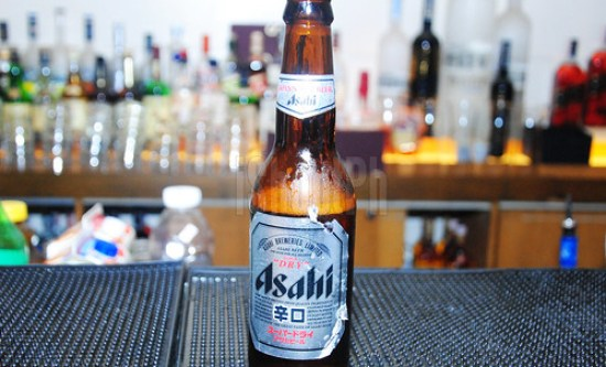 Asahi Super Dry Beer now available in the market, selling between Php 20.00 to 23.00.