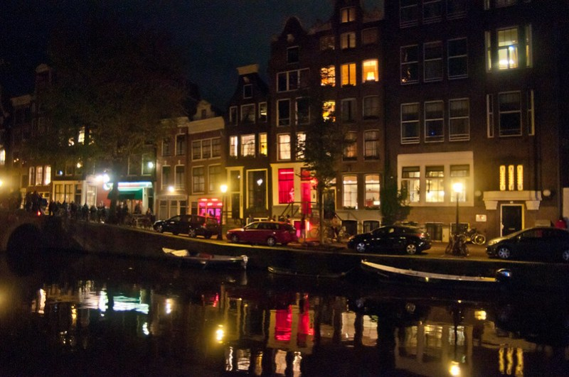 Red Light Amsterdam