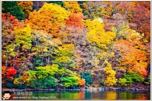 [日本關東紅葉之旅6-5]日光、鬼怒川、塩原、東京行程總整理