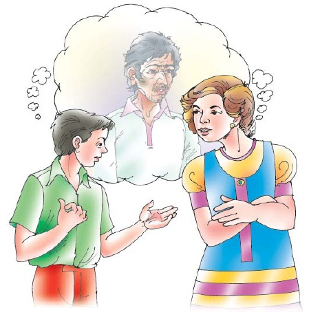 NCERT Class VII English Chapter 6 Expert Detectives Image by AglaSem