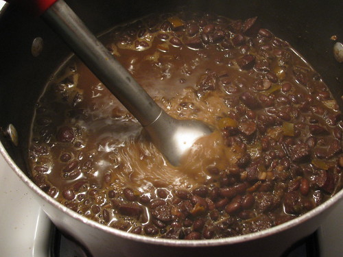 Black Bean Soup With Smoked Sausage