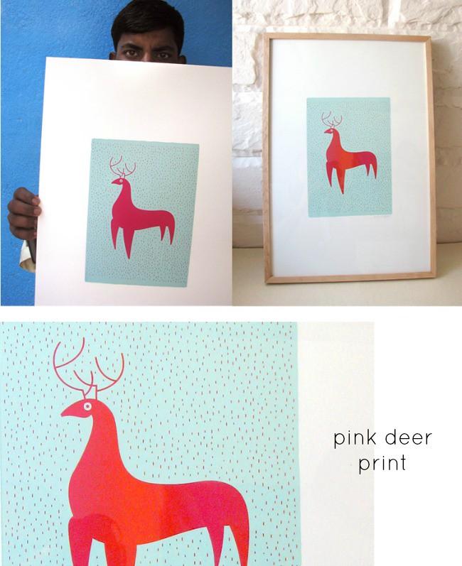 loco popo pink deer print2b