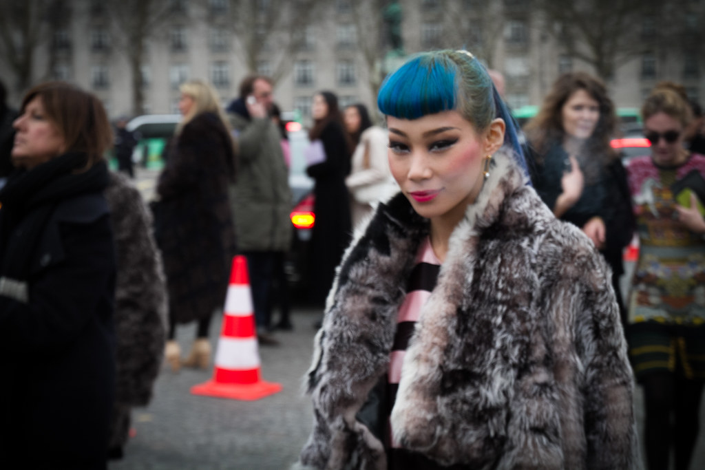Tuukka13 -  Moods and People Outside Dior Womens FW 13 RTW Show - Paris Fashion Week -3