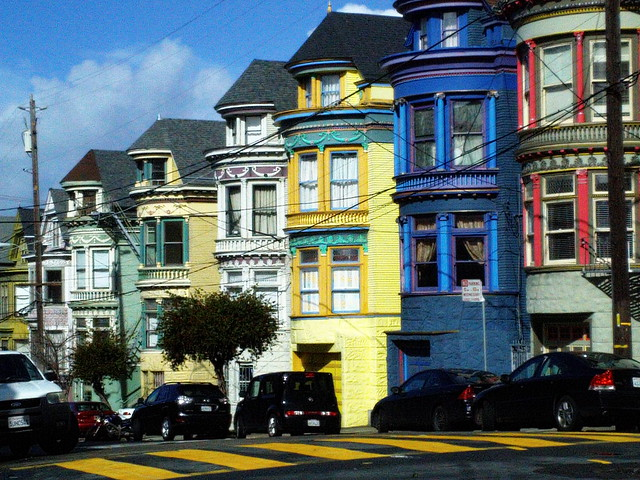 Walk San Francisco for the Clashing Colors