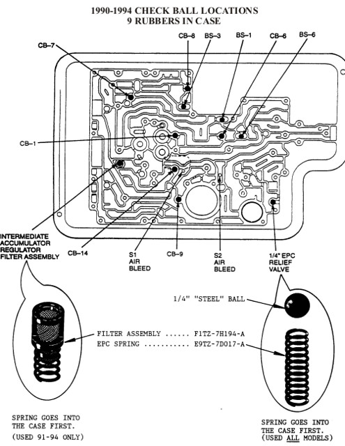 diagram turbo 400 band