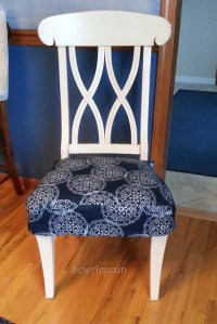 Seat Covers: Kitchen Chair Seat Covers