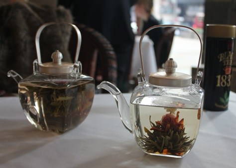 Chinese New Year Urban Tea Merchant