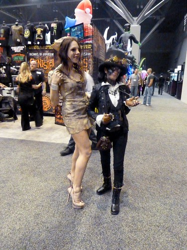 TransWorld Halloween and Attractions Show 2013