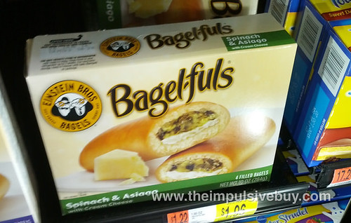Einstein Bros Bagel-fuls 2