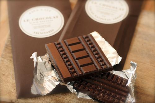 Le Chocolat, Paris