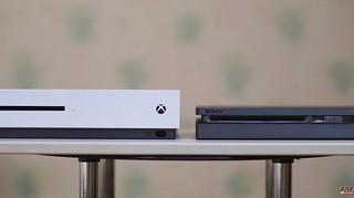 PS4 Slim vs Xbox One S