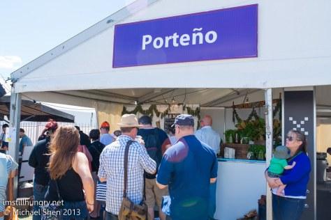 Taste of Sydney - Porteno