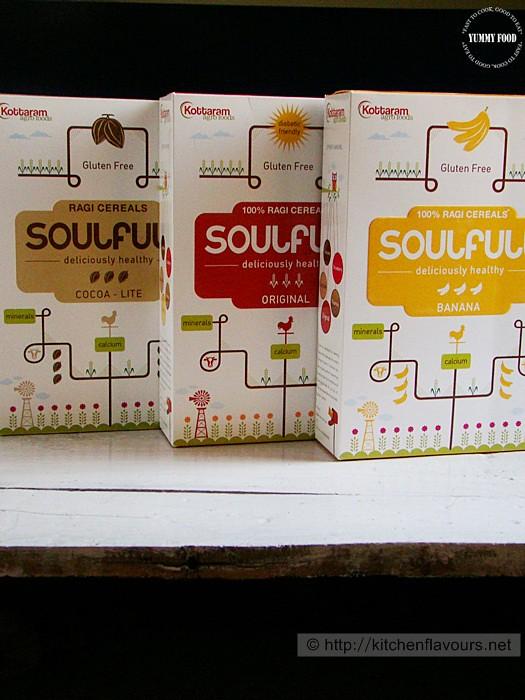 Soulfull - 100% Ragi Cereals