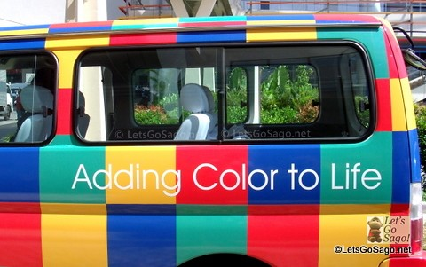 """Adding Color To Life"""