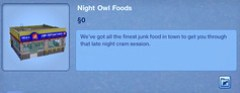Night Owl Foods