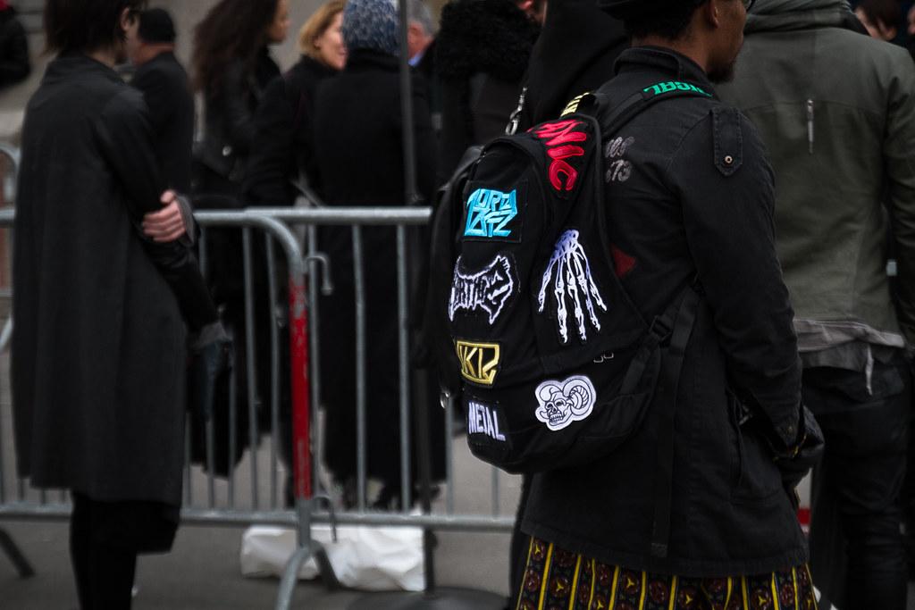 Tuukka13 - Street Style Outside Rick Owens Womens FW 13 RTW Show - Paris Fashion Week -13
