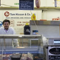 A Beefy Visit to Smithfield Market with Tom Hixson & Co (Great British Chefs)