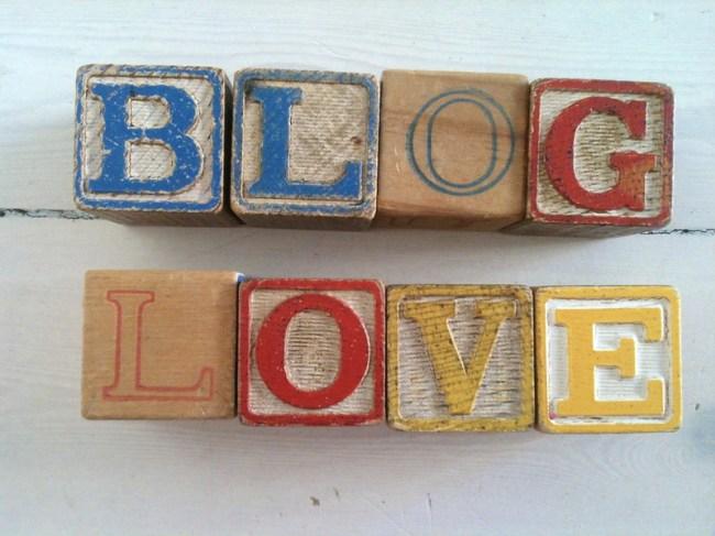 Bloggkärlek Bloglove