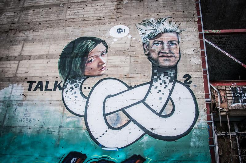 Teufelsberg Berlin Graffiti-10