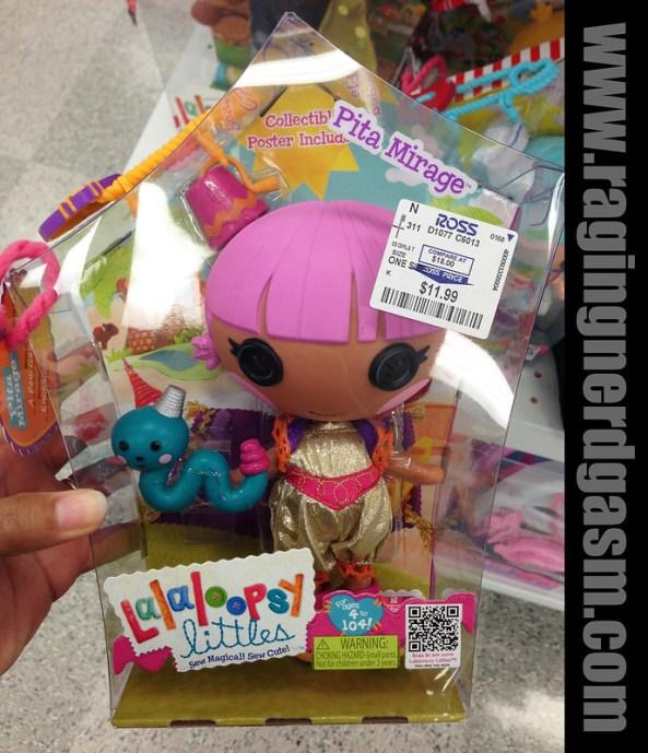 Lalaloopsy Littles by MGA Pita Mirage