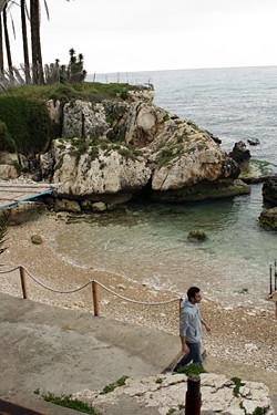 Lebanon beach