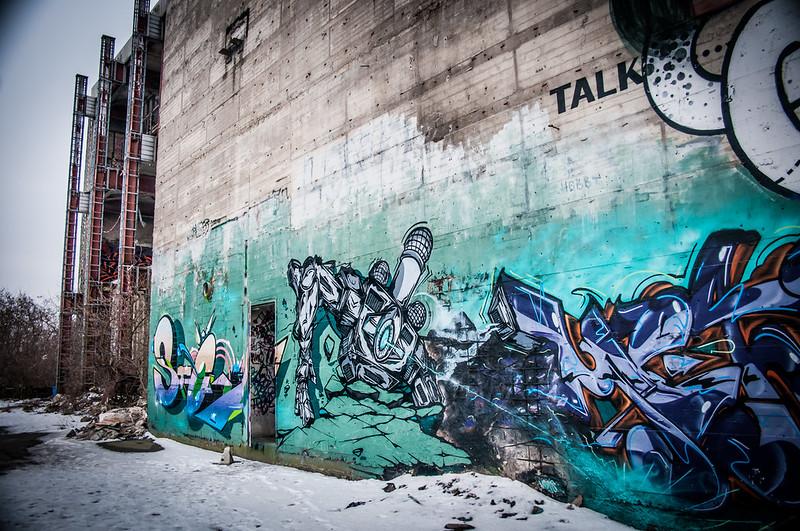 Teufelsberg Berlin Graffiti-11