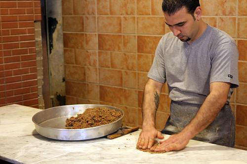 Baking at Ichkhanian