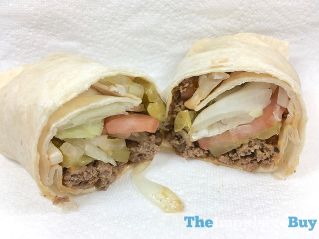 Burger King Whopperrito 3