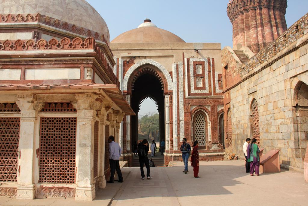 Quwwat-ul Mosque