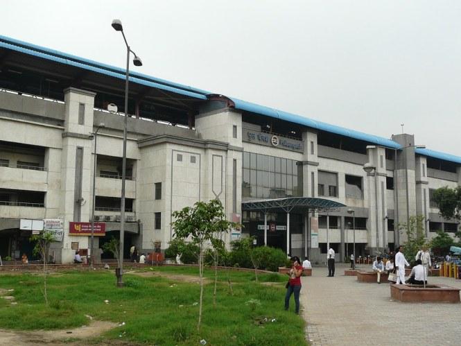 Pulbangash Metro Station