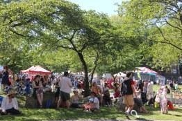 The Powell Street Festival