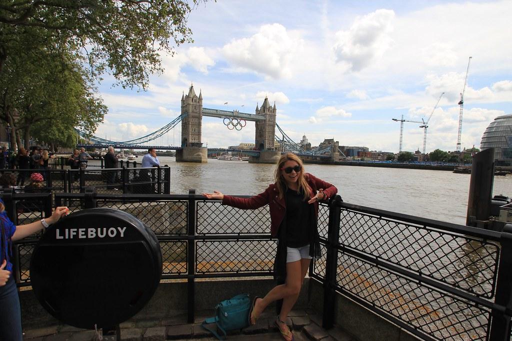 Tower Bridge- London, England