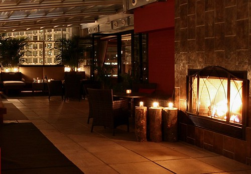 Rooftop Bar of the Empire Hotel