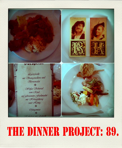 the dinner project: kw 28