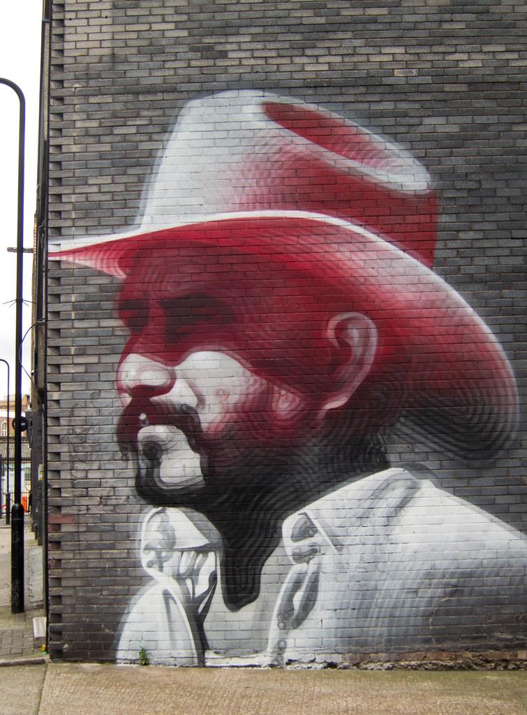 east london street art map rome - photo#48