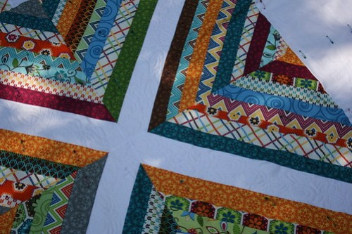 100 Quilts QA - quilting