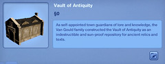 Vault of Antiquity