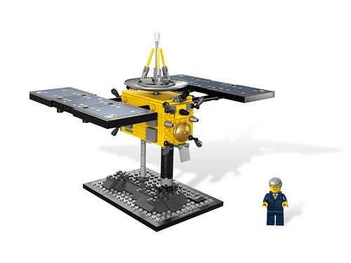 LEGO CUUSOO Hayabusa