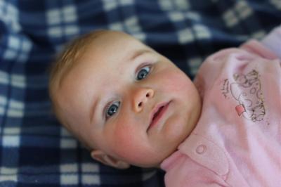 Pretty Baby A - my niece