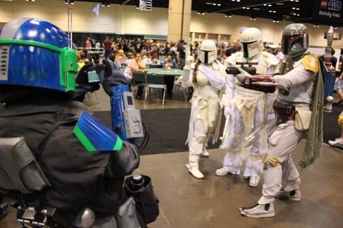 Mandalorian Mercs - Star Wars Celebration VI