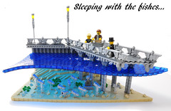 Iron Builder entry: Sleeping with the Fishes...