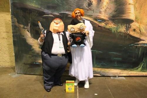 Family Guy - Star Wars Celebration VI