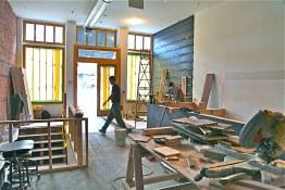 Construction at Wildebeest
