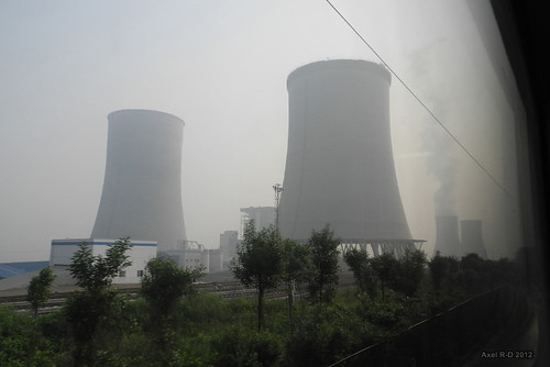 Power plant - Weinan, Shaanxi