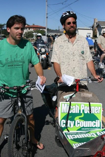 Micah Posner for City Council