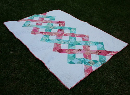 The Helix Quilt