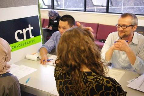 Dunedin Internship Speed Dating 2012