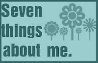 Premio 7 cosas sobre mi