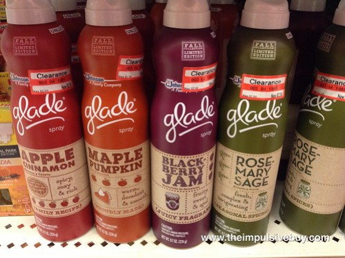 Glade Fall Collection 2012